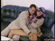 Fashionable girl gets viciously fucked - DBM Video