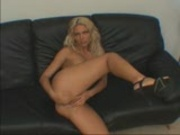 ANNA NOVA PLAYS WITH HERSELF