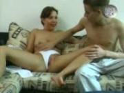 Sweet girl fucks her boyfriend - Venality Productions