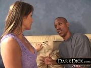 Older White Woman Fucked by Young Black Man