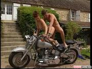 How about a ride on my fat boy