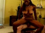 Ebony babe likes it Kinky - Gentlemens Video