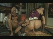 Aletta Jenny Big Butt Style
