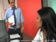 Quick Office Blowjob