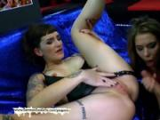 German Goo Girls - Andreena Winters and Ani Black Fox