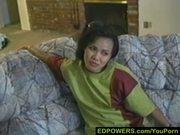 Sweet Filipina hard anal massage