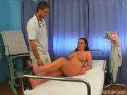 Doctor tests patient's sex drive