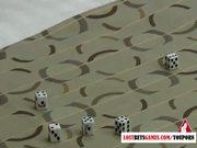 Hottie loses at dice