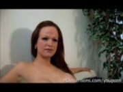 Janessa's Masturbation is Rudely Interrupted