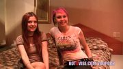 ASS LICKING TATTOOED LESBIANS!!!