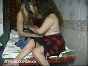 russian couple having nice sex (part 1)