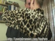 Mature granny gets fucked hardcore 
