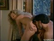 Miguel gets a hard-on and a blowjob