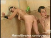 Sexy MILF loves ass-to-mouth