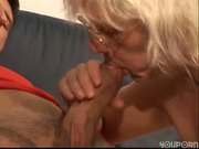 Grandma's got nice tits - DBM Video