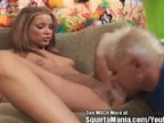 Tanner Mayes The Teen Squirting Princess!