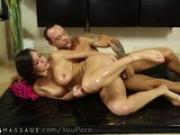 Karlee Grey takes Older Man for Nuru Massage