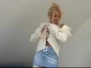 Milf in white undies