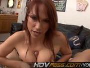 Nikki Hunter Rimming And Sucking Cock POV