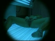 Peeping Tom at the Tanning Salon