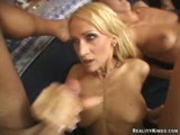 cynthia and friends have crazy orgy 