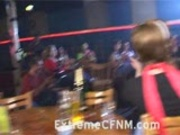 Mothers, Girlfriends out of control at CFNM party