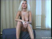 Marketa- blonde on fire