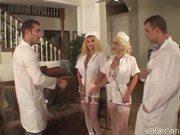 doctor nurse orgy - Pt. 1/3