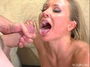 Joelean gets a facial