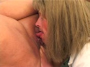 BBW Squirts for Doctor