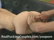 Sexy local girl Kitty fucks her boyfriend 