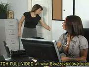 Angelina Valentine - Office Tricks