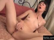 Nasty Coral Pleasing Her Pussy With Toys