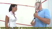 Lezley Zen - Squash Game Pound-A-Thon