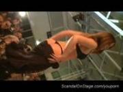 naked sex show scandal
