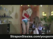 Sissy boy lesson 