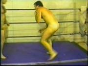 Vintage gay wrestling scenes