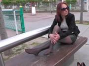 Mama on parc