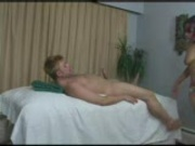 guy fucks the black masseuse
