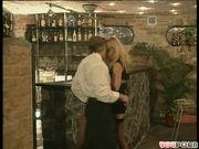 Restaurant Orgy
