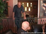 Black Wife Gets Screwed!