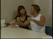 Redheads get reamed - DBM Video