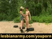 You\'re in lesbian army now!