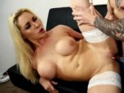 Victoria Summers - Hot Blonde In Nylons