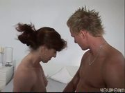 Hairy cunt gets banged - DBM Video