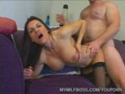 Big Titty Milf Boss Fucked At Office