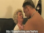 Super old granny loves dick 