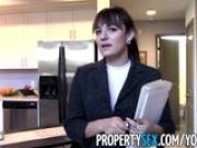 PropertySex - Astrology talk leads to hot sex with horny real estate agent