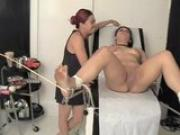 Bound At The Doctors Office - Dungeon VIP