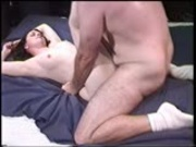 Kitten blows one guy while the other fucks her PT.3/3